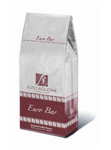 Buscaglione Euro Bar, зерно, 1000 г., пакет с клапаном.