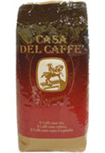 Кофе Casa Del Caffe Espresso (зерно). Упаковка 1000гр.