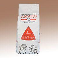 Amado Ирландский крем, зерно, 200 г., пакет.