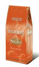 Buscaglione Soalto, зерно, 1000 г., пакет с клапаном.
