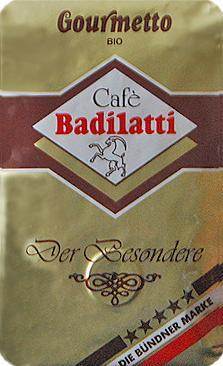 Badilatti Gourmetto, в зернах, 500 гр