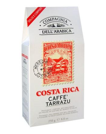 Compagnia Dell Arabica Costa Rica Caffe Tarrazu, молотый, 250 г., пакет.