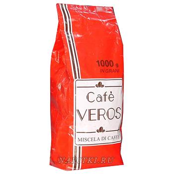 Caffe DF VEROS, зерно, 1000 г., пакет.