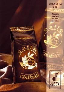 Caffe DF BAHIA, зерно, 1000 г., пакет.