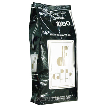 Caffe DF NERO, зерно, 1000 г., пакет.