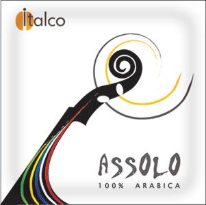Italco Assolo, чалды 50 шт. х 7 г., 350 г.