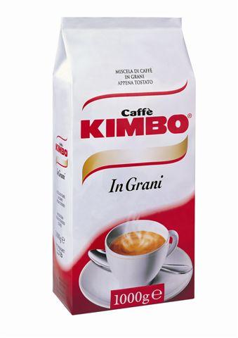 Kimbo Грани, зерно, 1000 г., пакет с клапаном.