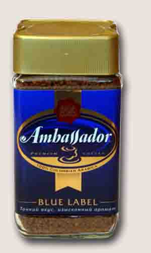 Ambassador Blue Label 95 гр.