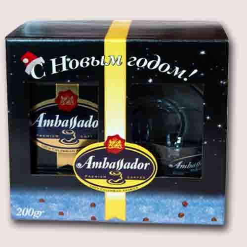 Ambassador Prestige+подарок
