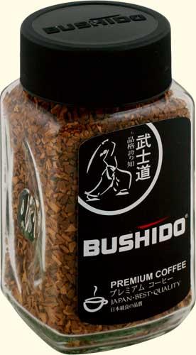 Кофе Bushido Блэк 50 гр.