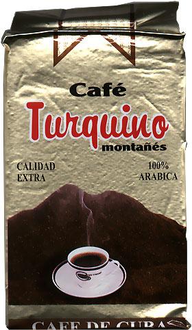 Кубинский Turquino Montaines Gourmet молотый 250 гр.