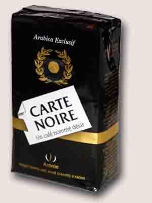 Carte Noire особый помол
