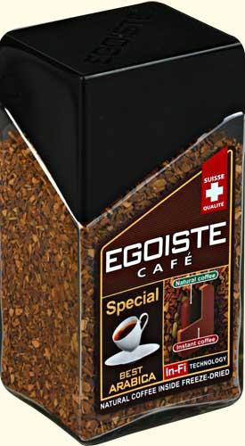 Egoiste Special растворимый молотый кофе