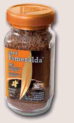 Esmeralda Французская ваниль