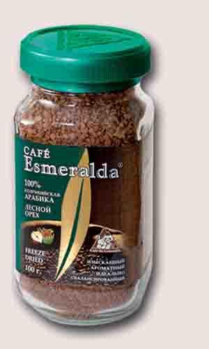 Esmeralda Лесной орех